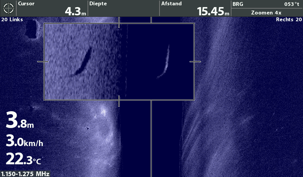 sonarschaduw meerval